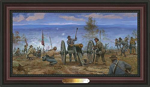 Defense of The Ridge by Dale Gallon