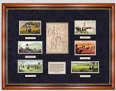 3 Days of Gettysburg Framed