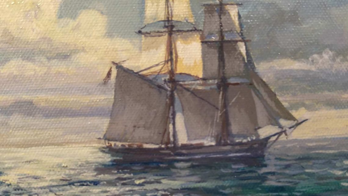Nautical Study #2