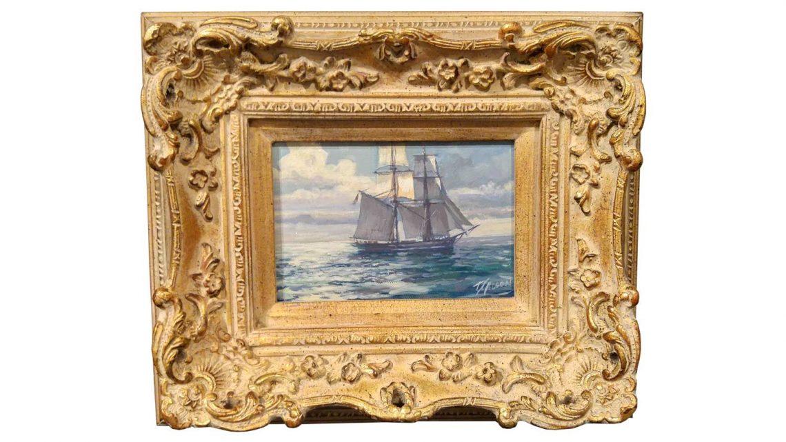 Nautical Study #2 - Framed 1