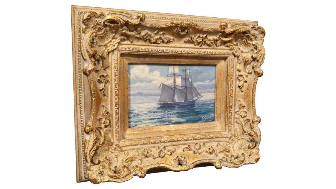 Nautical Study #2 - Framed 2