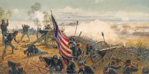 Gettysburg 150th Anniversary Limited Edition Paper Prints and Canvas Giclees