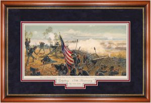 Pickett's Charge – Gettysburg 150th Anniversary
