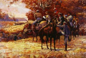Mosby's Confederacy - Limited Edition Print