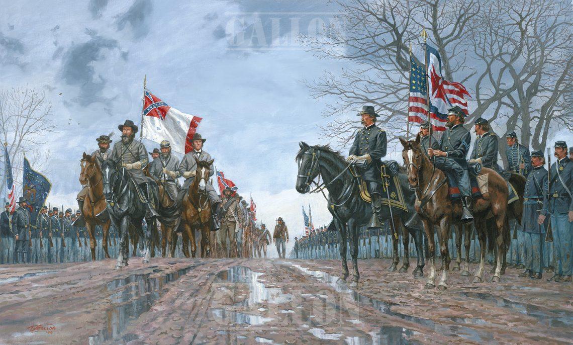 Warriors' Tribute at Appomattox