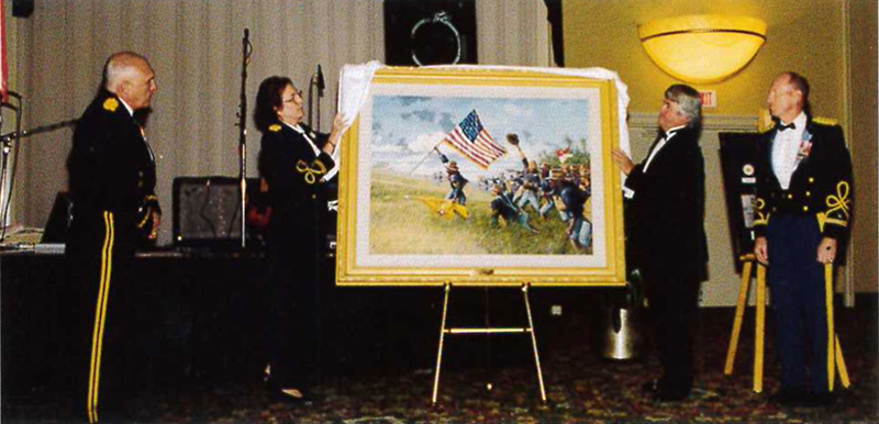 USAWC 1998 Class Gift Presentation