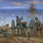 Defense of The Ridge - Unframed Limited Edition Print